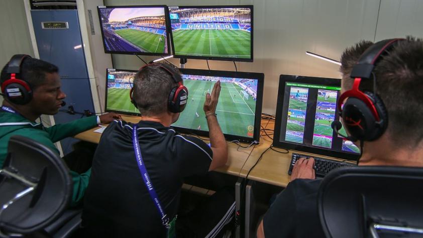 ¿El VAR a la Copa Libertadores?