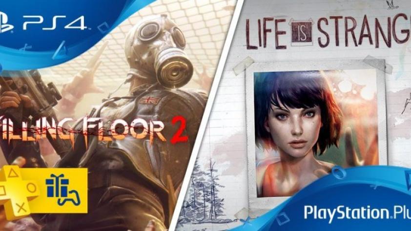 Filtrados los juegos de PS4 para PlayStation Plus