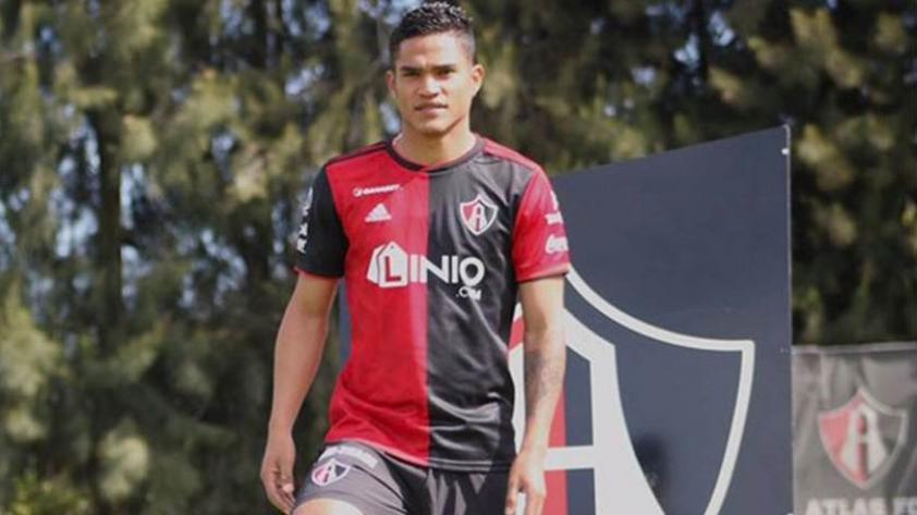 Atlas FC compraría el pase de Anderson Santamaría