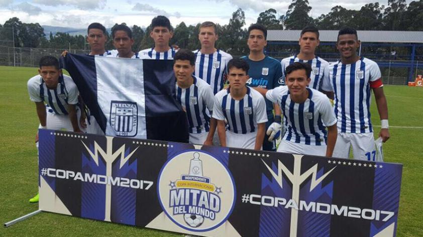 Alianza Lima perdió 1-0 ante LDU en la Copa Mitad del Mundo
