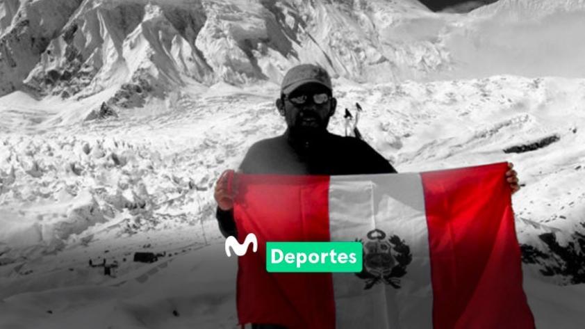 Dolorosa noticia para el deporte nacional: El alpinista peruano Richard Hidalgo falleció en Makalu