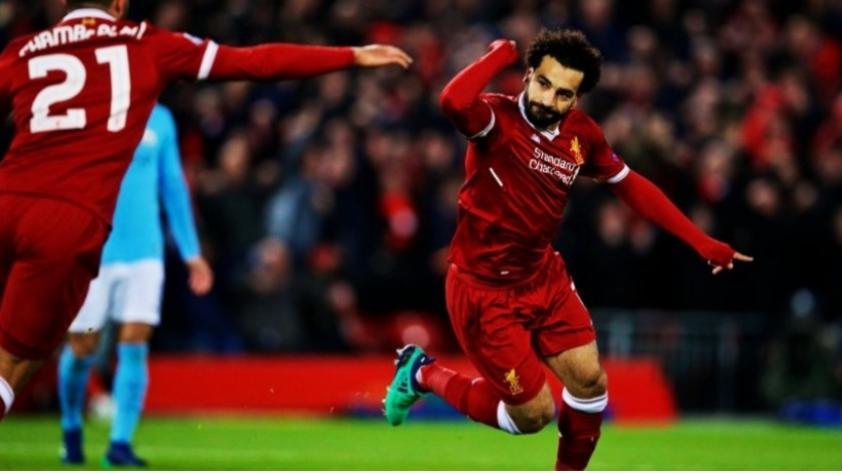 Liverpool goleó 3-0 al Manchester City por los cuartos de Champions League