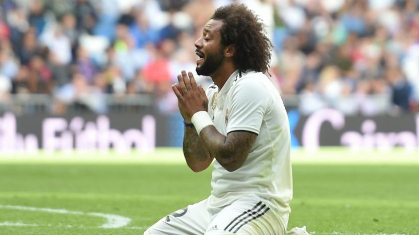 Fuertes palabras: Marcelo y su tremenda autocrítica sobre su actual nivel de juego