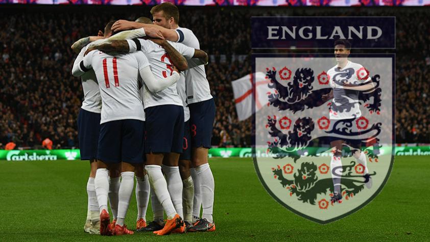 Inglaterra presenta la lista de 23 convocados para Rusia 2018