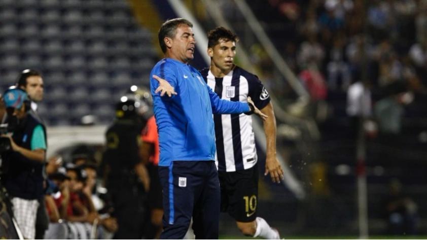 Alianza Lima: Pablo Bengoechea explicó las razones de la derrota en Noche Blanquiazul