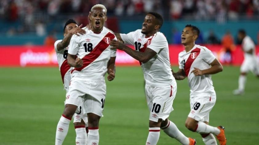 Perú venció 2-0 a Croacia en su primer amistoso rumbo a Rusia 2018