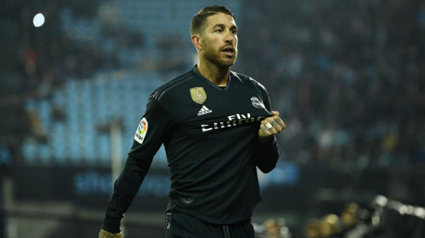 Sergio Ramos respondió a hinchas del Real Madrid que lo pifiaron en el Santiago Bernabéu