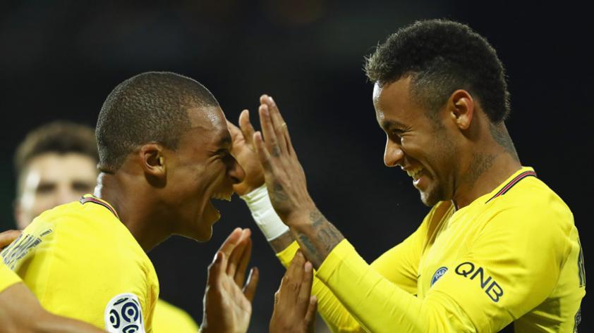 "Neymar: ""Espero hacer con Mbappé lo mismo que Messi hizo conmigo"""
