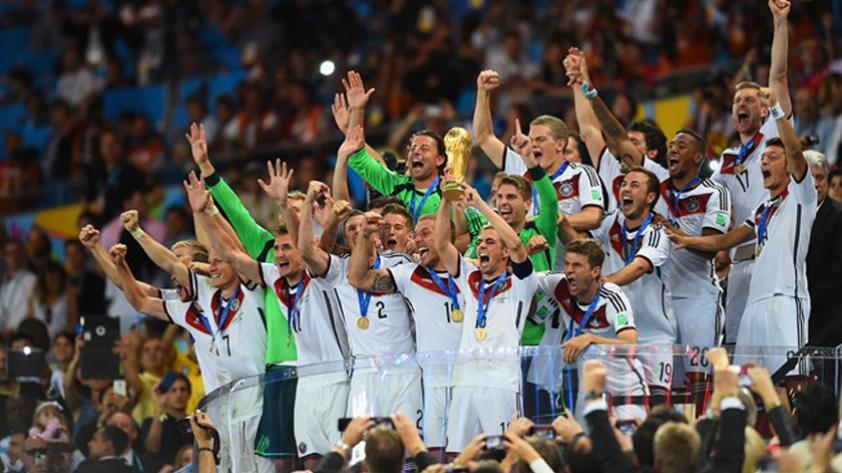 Efemérides: Alemania, campeón de Brasil 2014
