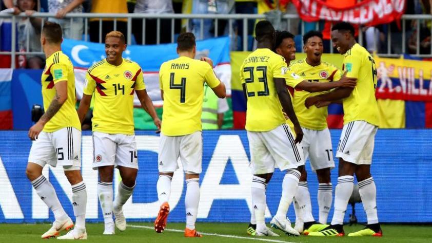 Así le ha ido a Colombia cuando ha jugado contra Inglaterra