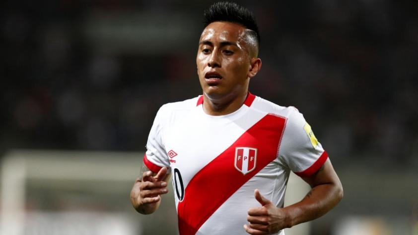 """DT de Independiente: """"Cueva es un jugador que vengo siguiendo hace tiempo"""""""
