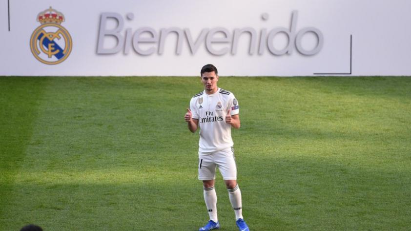 Real Madrid: la increíble presentación de Brahim Díaz como nuevo jugador blanco  (VIDEO)