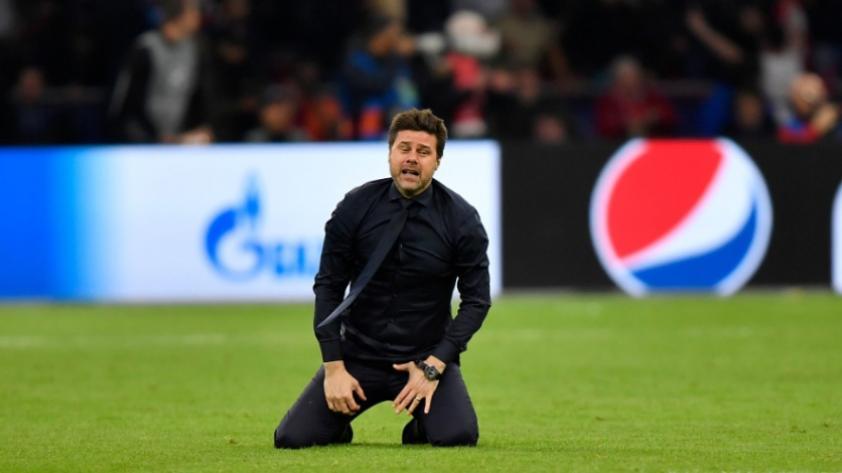 Lágrimas de felicidad: Mauricio Pochettino y su emotiva celebración tras eliminar al Ajax y clasificar a la final de la Champions League (VIDEO)