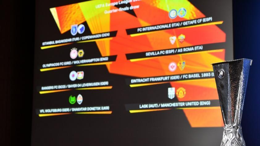 Europa League: conoce todas las llaves y fechas de los cuartos de final del torneo