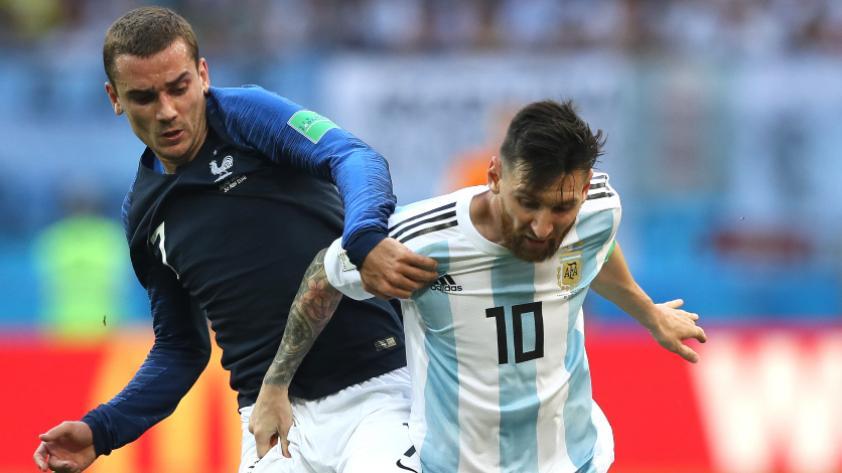 """""""El sueño de Antoine Griezmann era jugar con Lionel Messi"""""""