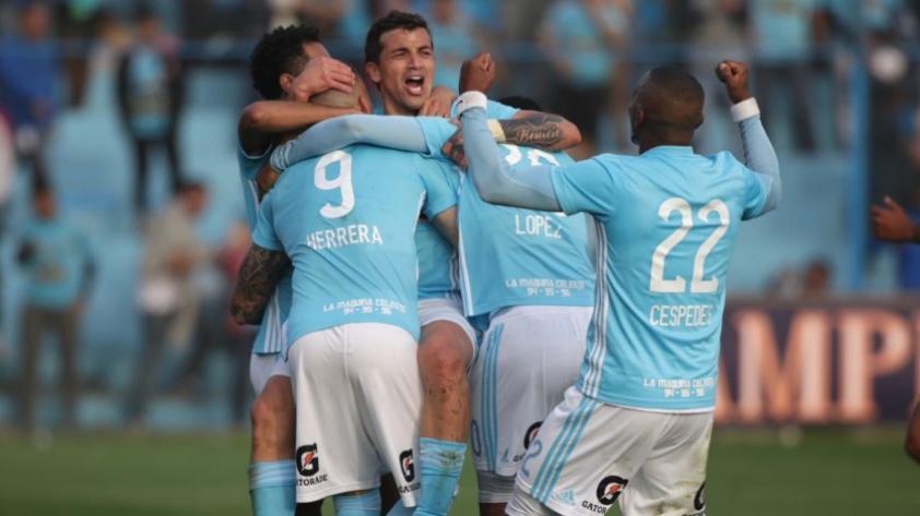 Sporting Cristal gana por 2-1 a Sport Rosario y es campeón del Apertura 2018