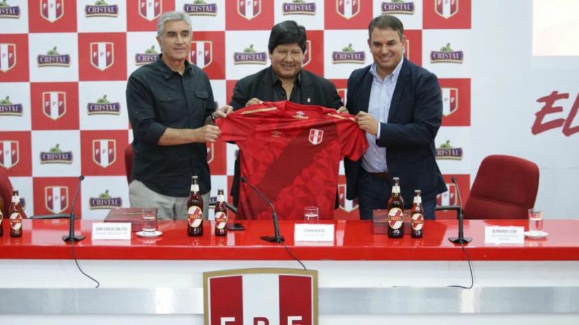 OFICIAL: conoce la nueva camiseta de la Selección Peruana