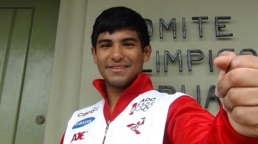 Judoca peruano ganó medalla de plata en Chile