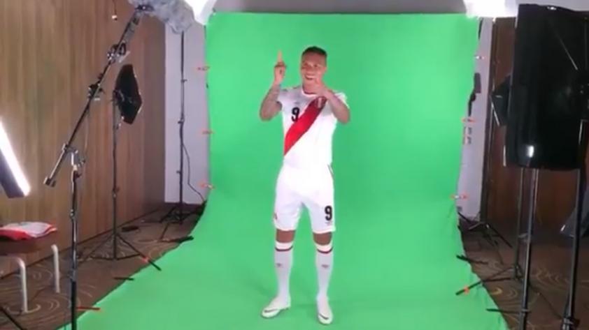 FIFA realizó producción oficial a la Selección Peruana para Rusia 2018