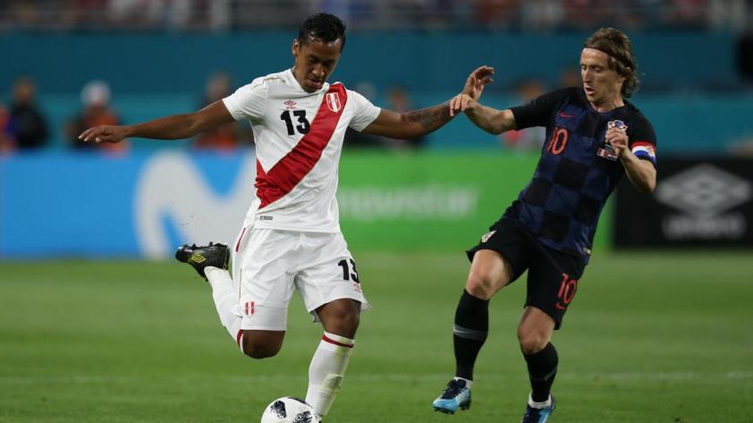¿Renato Tapia podría jugar en el Cruz Azul?, esto dijo el futbolista peruano