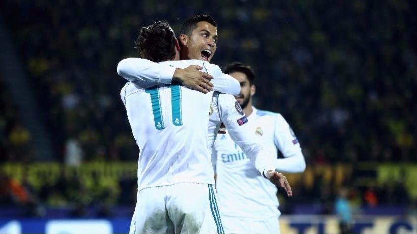 Ahora es su casa: Real Madrid venció 3-1 al Borussia Dortmund por la Champions League