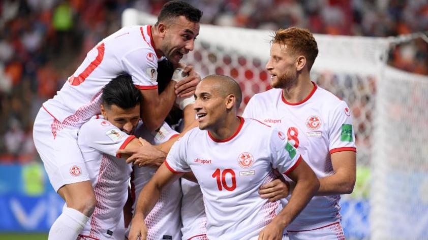 Túnez gana 2-1 a Panamá en su último partido en la copa del mundo