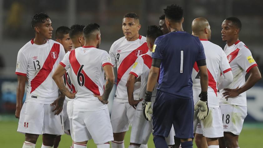 FIFA canceló amonestaciones para el repechaje entre Perú y Nueva Zelanda
