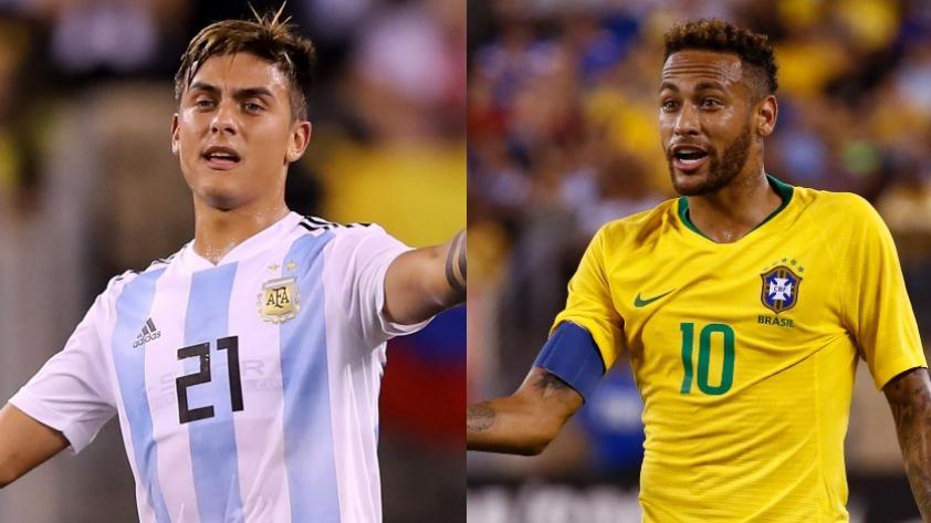 Argentina vs. Brasil: fecha y horario del 'Clásico de Sudamérica'