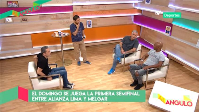 Al Ángulo: la primera semifinal entre Alianza Lima vs. Melgar
