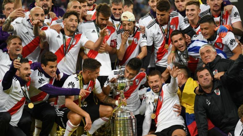 Siguen celebrando: River Plate y su resaca previa a disputar el Mundial de Clubes