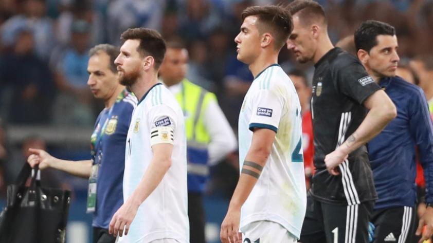 Sigue la polémica: las duras declaraciones de Johnny Herrera, portero suplente de Chile, en contra de la Selección Argentina