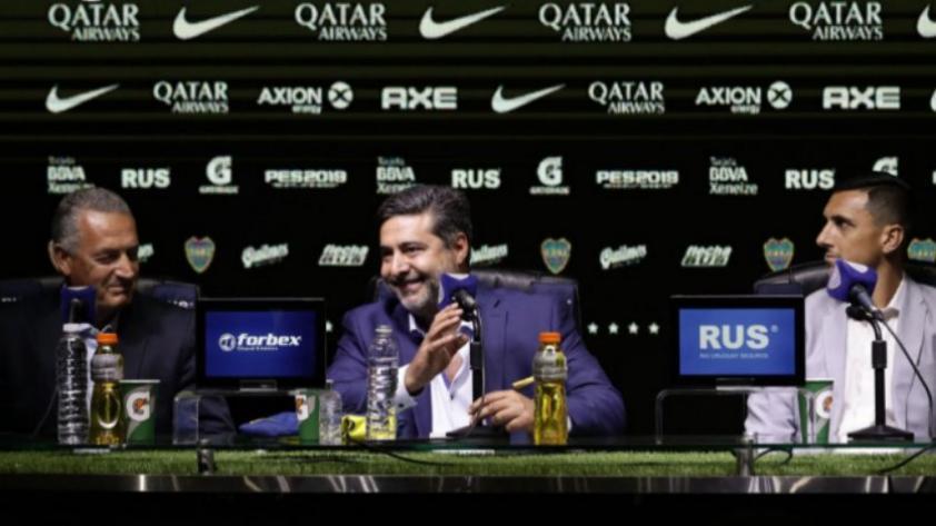 Boca Juniors nombra a Gustavo Alfaro como su nuevo entrenador
