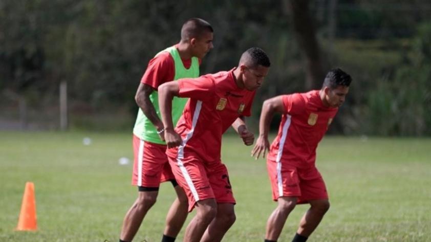 Alexander Sánchez regresó a Unión Comercio