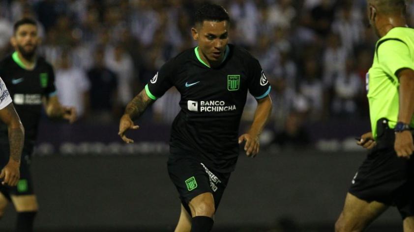 Director deportivo de Alianza Lima se pronunció sobre el presente de Jean Deza