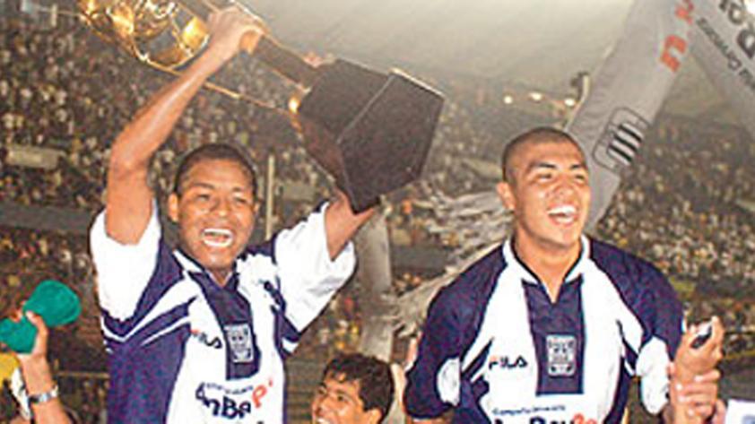¿En qué año fue el último Torneo Clausura que ganó Alianza Lima?
