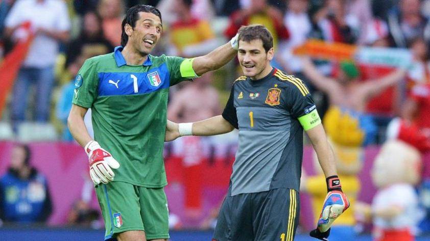 De crack a crack: la emotiva y grandiosa despedida de Gianluigi Buffon respecto al retiro de Iker Casillas