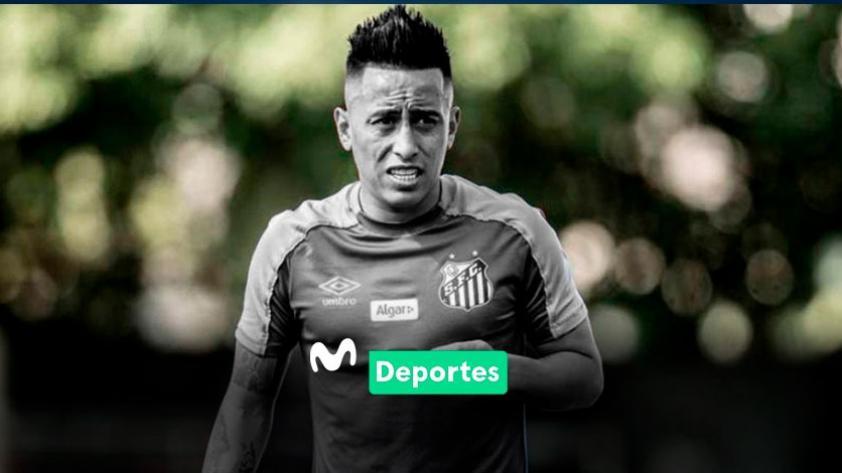 Una mala para Cueva: Paulo Autuori confirmó que el peruano no está considerado en Santos FC (VIDEO)