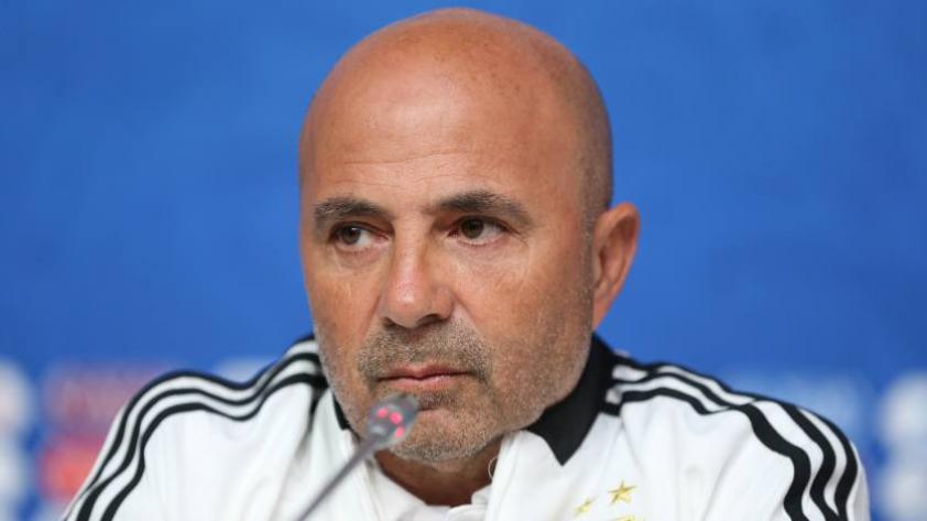 """Sampaoli: """"Contra Nigeria se va a ver la mejor versión del equipo"""""""