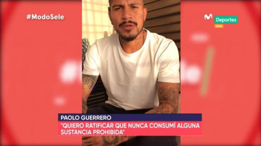 Modo Sele: Todo lo que se sabe sobre el caso de Paolo Guerrero