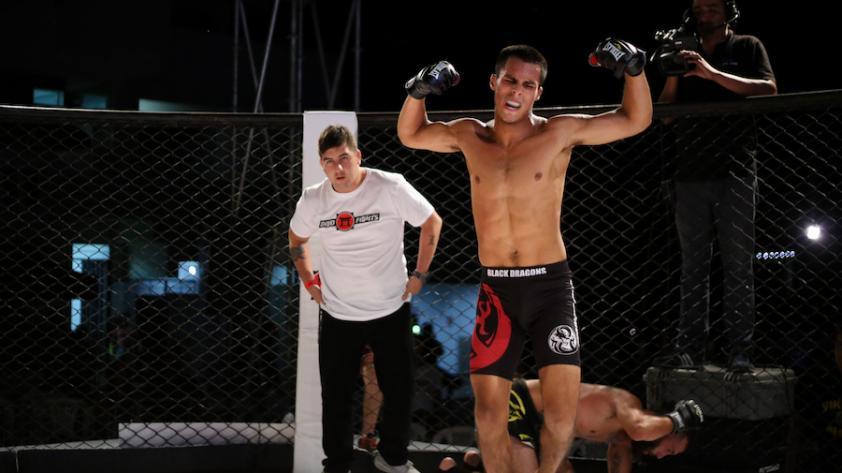 Así fue la primera edición de Dojo Fights MMA