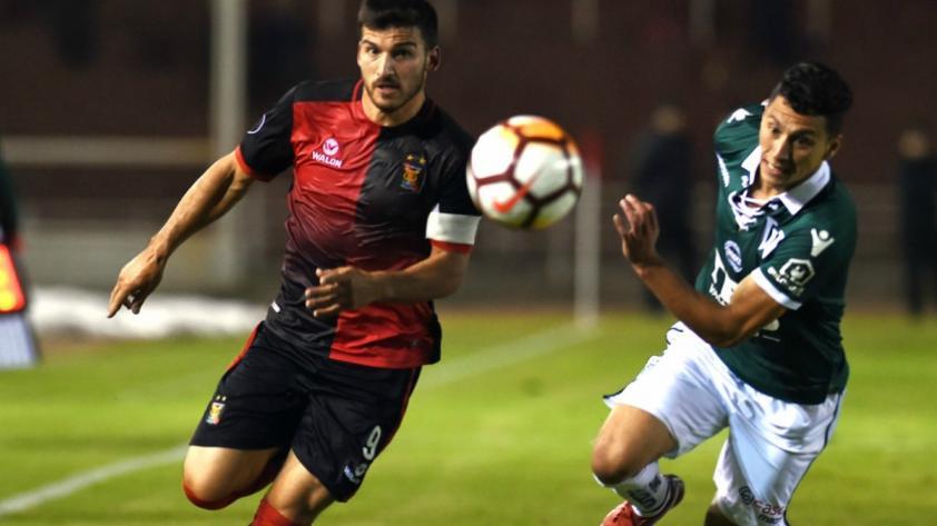 Melgar cayó 0-1 ante Santiago Wanderers y quedó eliminado de la Copa Libertadores