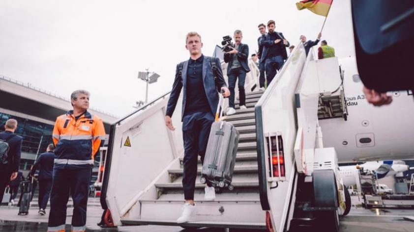 Rusia 2018: el vigente campeón ya llegó a defender su título