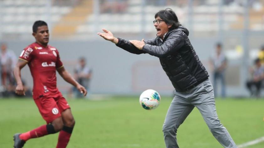 ¿Ángel Comizzo continuará la siguiente temporada como técnico de Universitario?