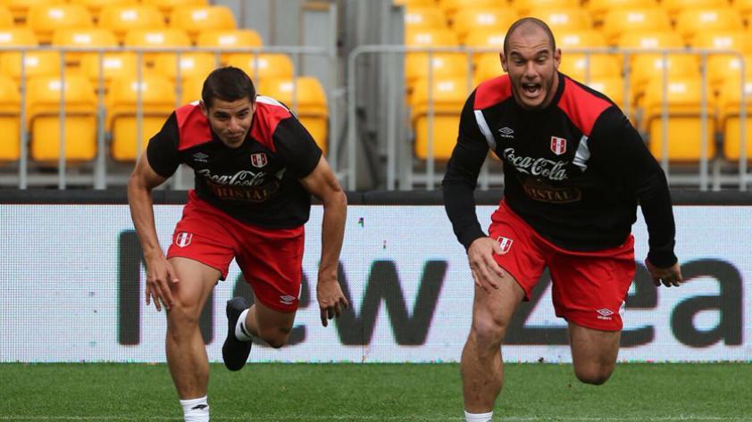 Selección peruana realizó último entrenamiento pensando en Nueva Zelanda