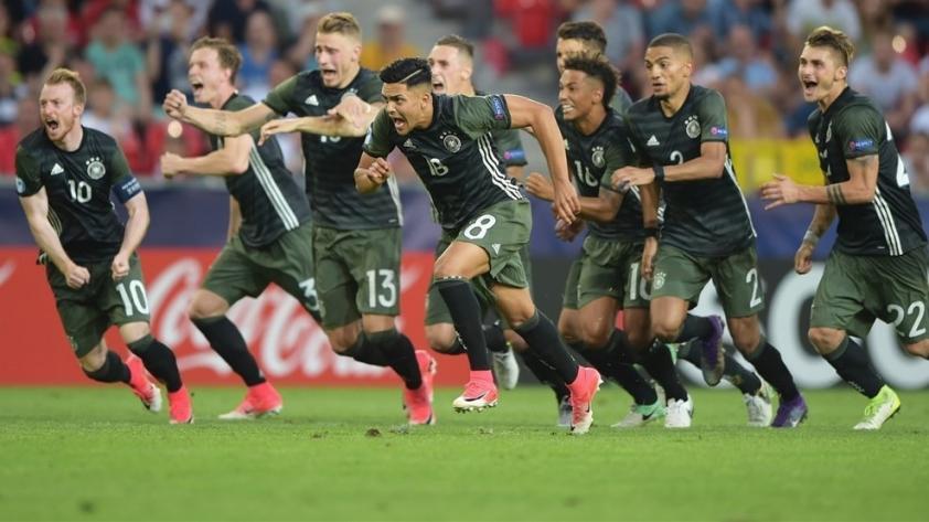 Alemania y España a la final de la Euro Sub-21