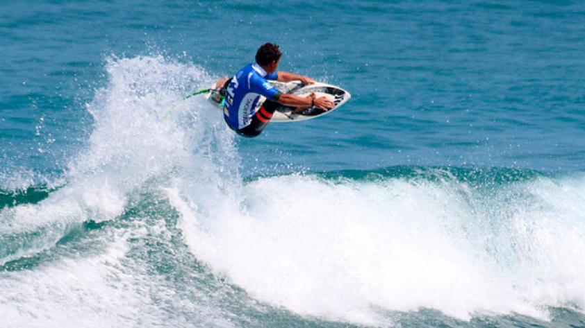 Circuito Nacional de Surf se inicia en Punta Rocas