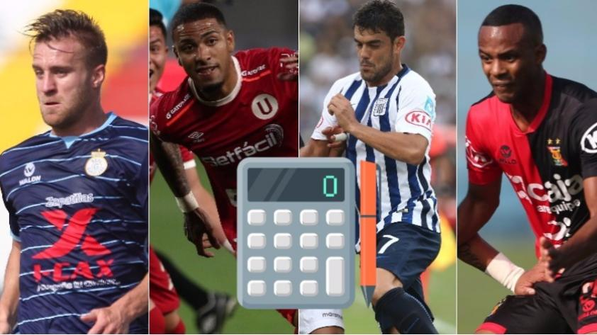 Alianza, Universitario, Melgar o Garcilaso: Juega la Calculadora de Movistar y define al campeón del Clausura