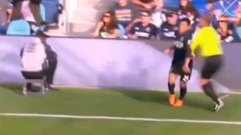 No se libró ni Zlatan: estos fueron los mejores 'bloopers' de la temporada en la MLS (VIDEO)