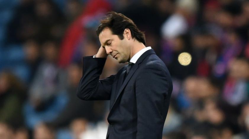 Real Madrid: Santiago Solari habló sobre las pifias en el Santiago Bernabéu
