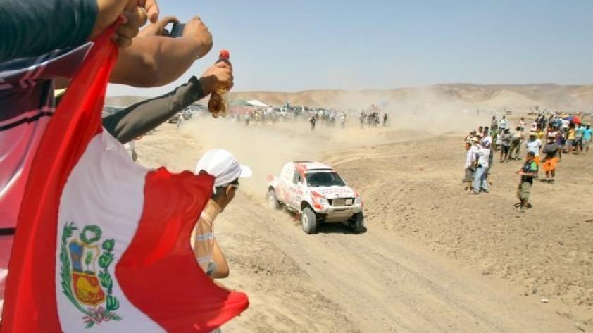 Lima será el punto de partida del DAKAR 2018